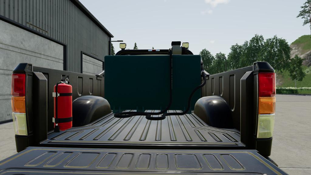 FS19 - Service Pickup Pack V1.1