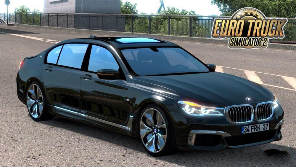 ETS2 - BMW 760Li xDrive (1.39.x)