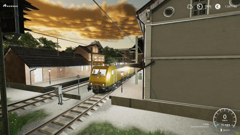 FS19 - River Valley Train Extension V4.1.2