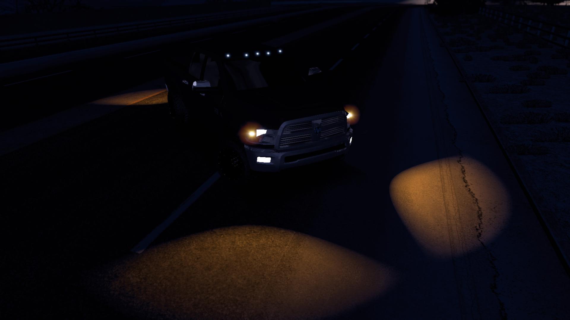 ATS - Dodge Ram 2500 Beta (1.36.x)