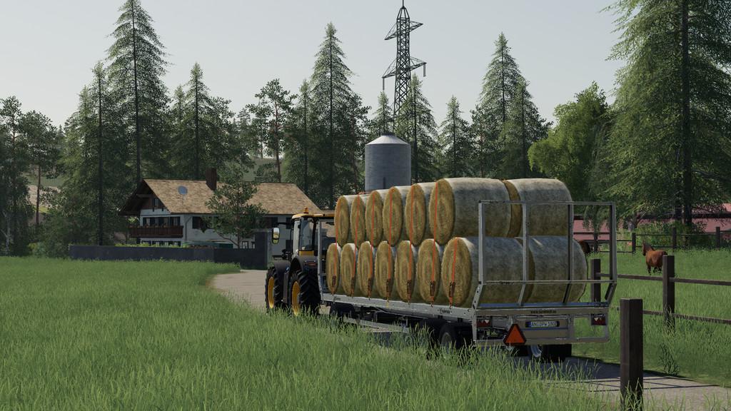 FS19 - Farmtech DPW 1800 Trailer V1.0