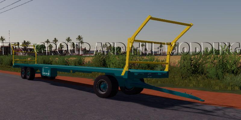FS19 - Plateau Rolland V1.5