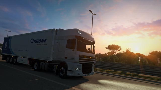 ETS2 - More Realistic Lighting V3.0 (1.36.X)