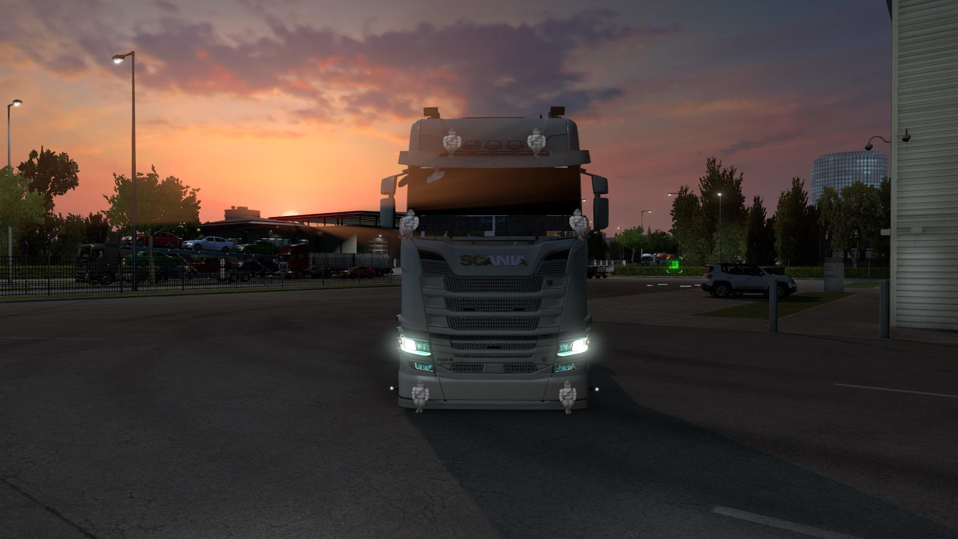 ETS2 - Online TMP Scania S 2016 Custom Tuning V1.0 (1.38.x)