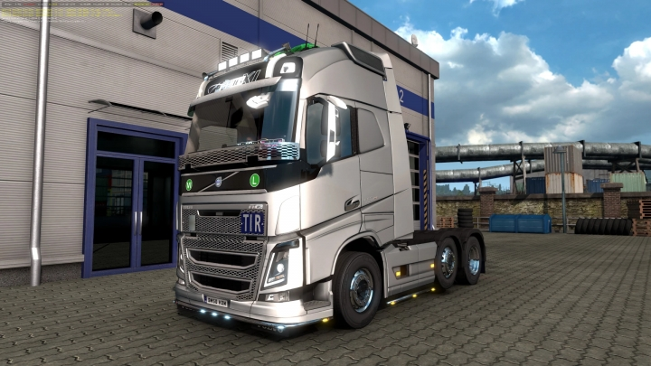 ETS2 - Volvo FH16 2012 Truck V3.1.6.1 (1.40.x)