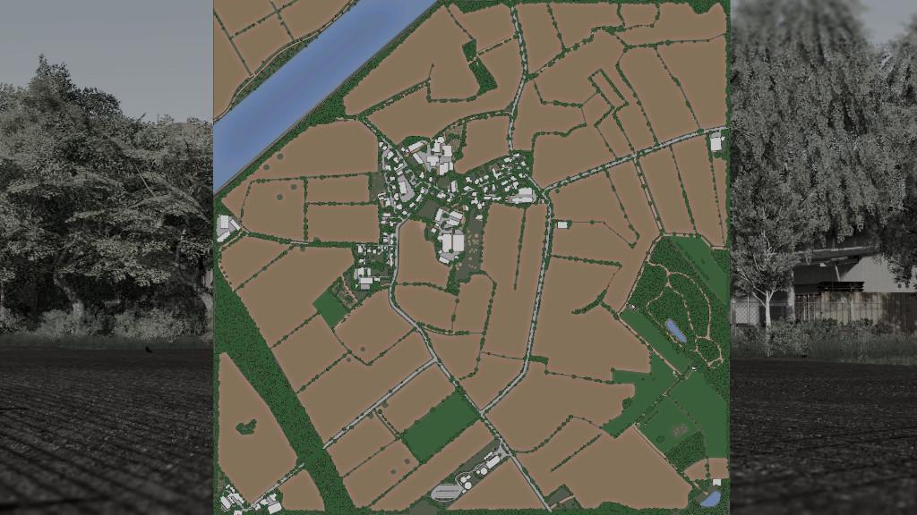 FS19 - Gemeinde Rade Map V1.1.0.1