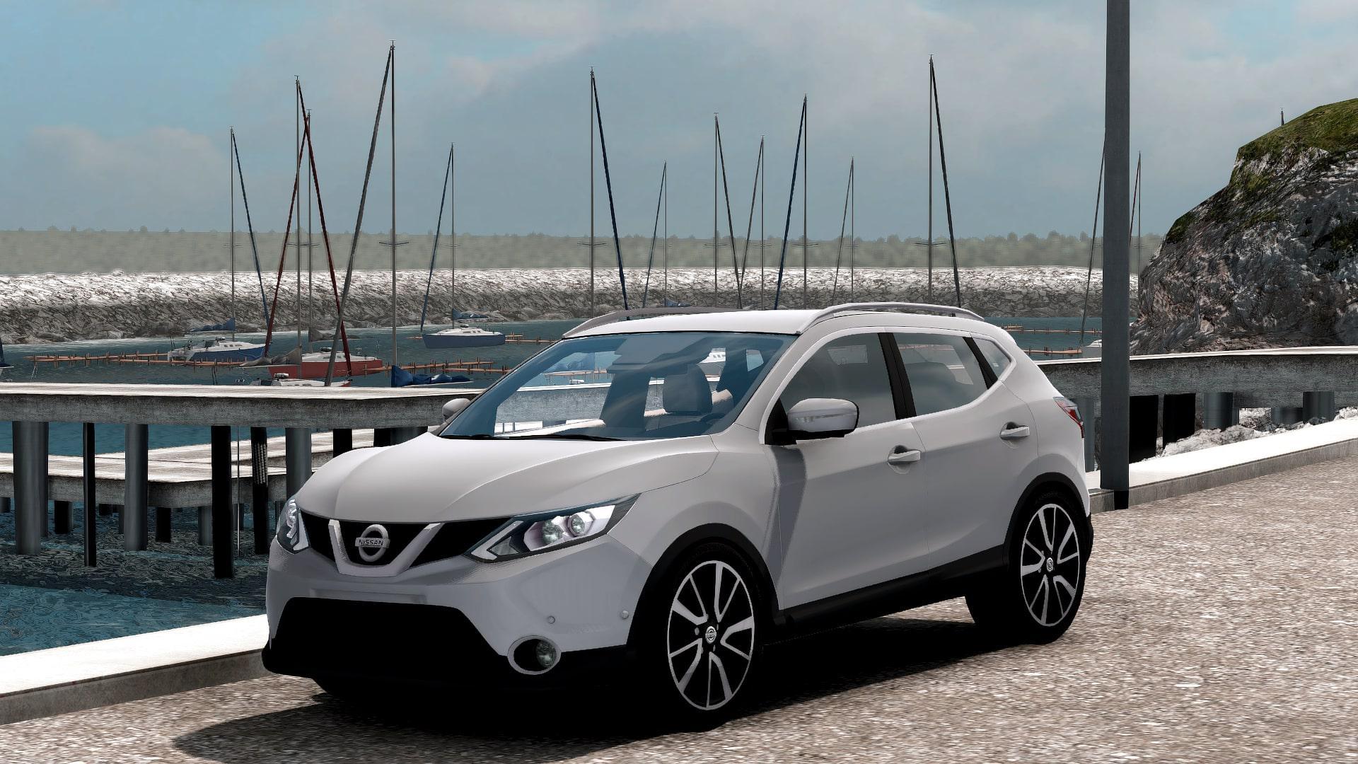 ETS2 - Nissan Qashqai 2016 (1.37 - 1.38)
