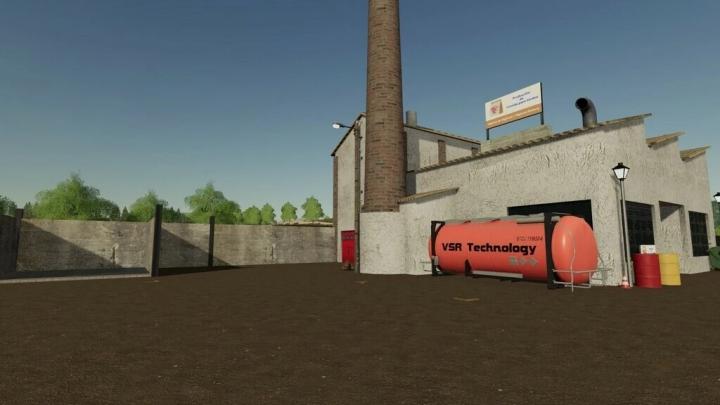FS19 - TMR / PigFood Production V2.0