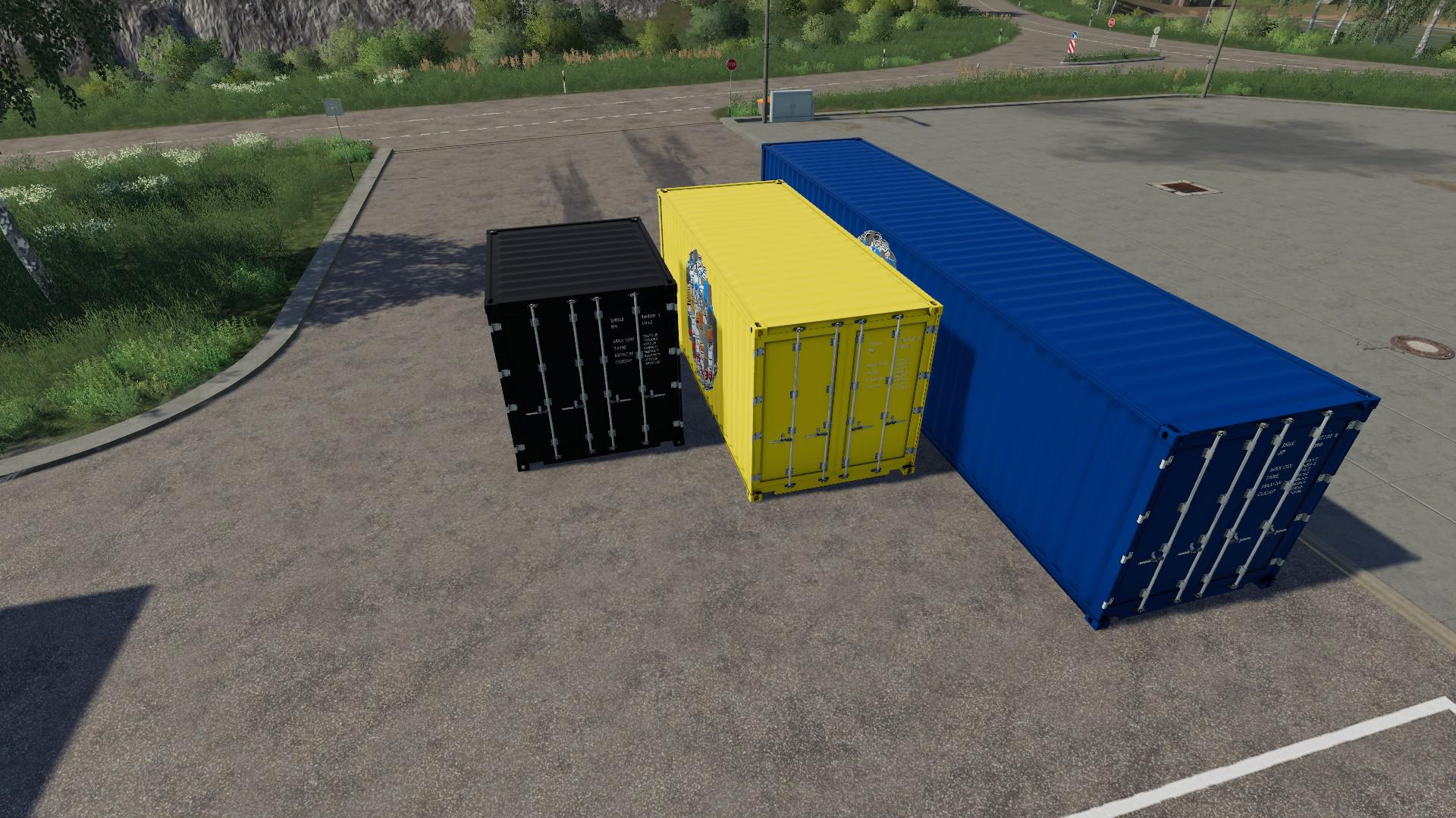 FS19 - ATC Container Pack V3.2