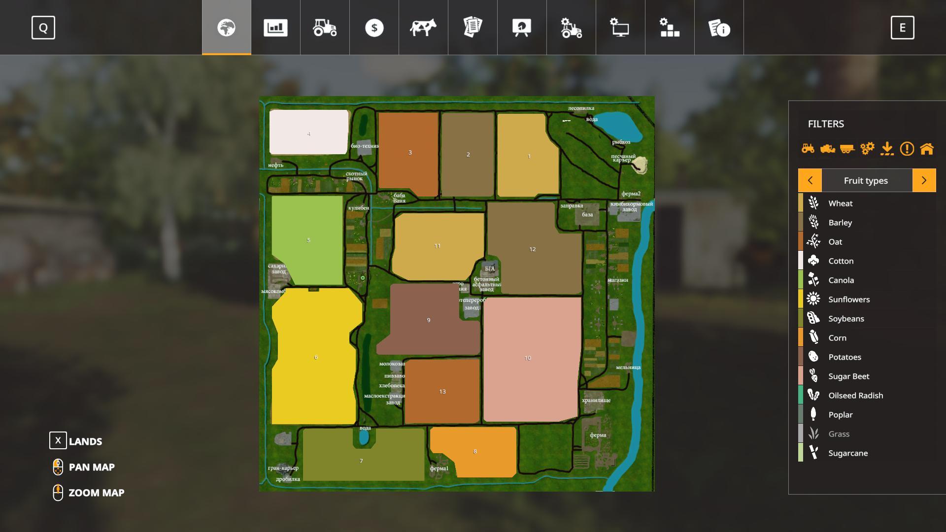 FS19 - Janova Valley Map V1.0