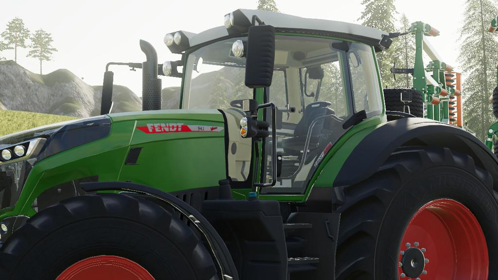 FS19 - Fendt Vario 900 S5 Tractor V1.0