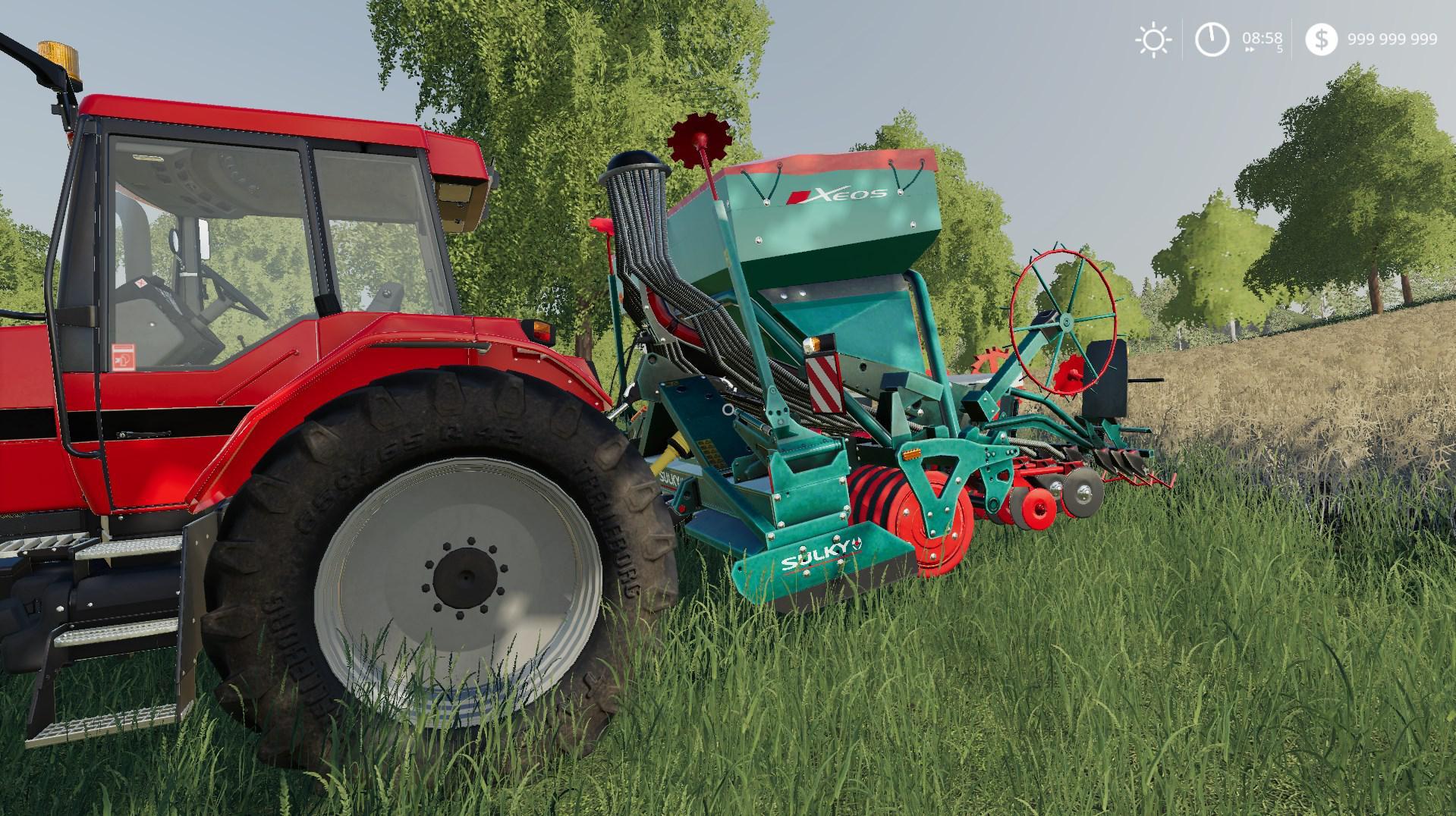 FS19 - Sulky Xeos Seeder Mod V1.0