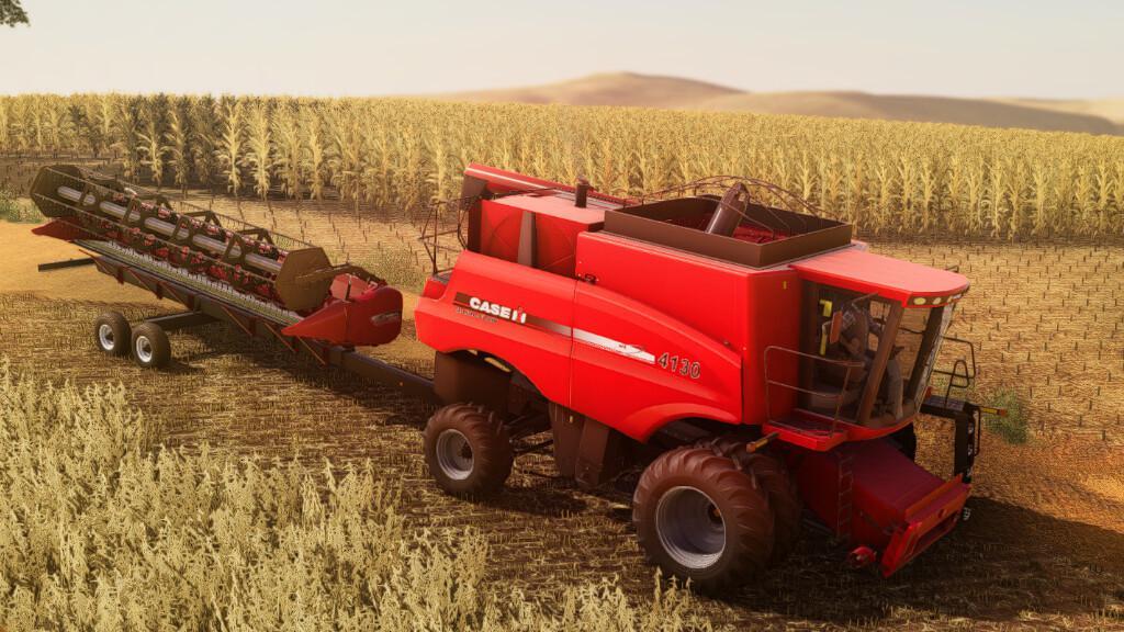 FS19 - CaseIH Axial Flow 4130 Harvester V1.0