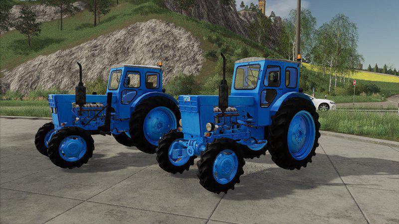 FS19 - LTZ T-40AM Tractor V1.1