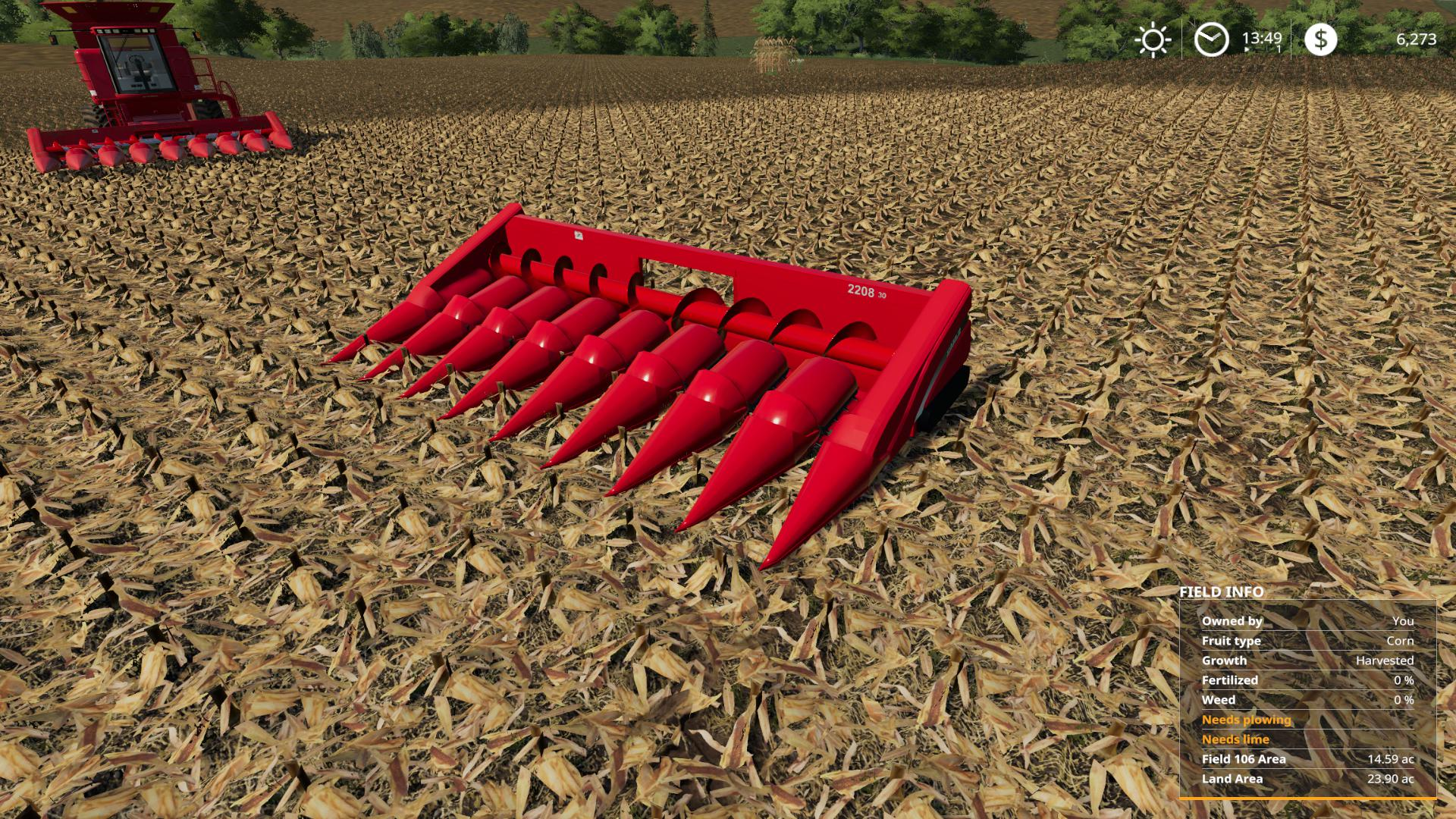 FS19 - Case Ih 1020 and 2208 Header Pack V1.0