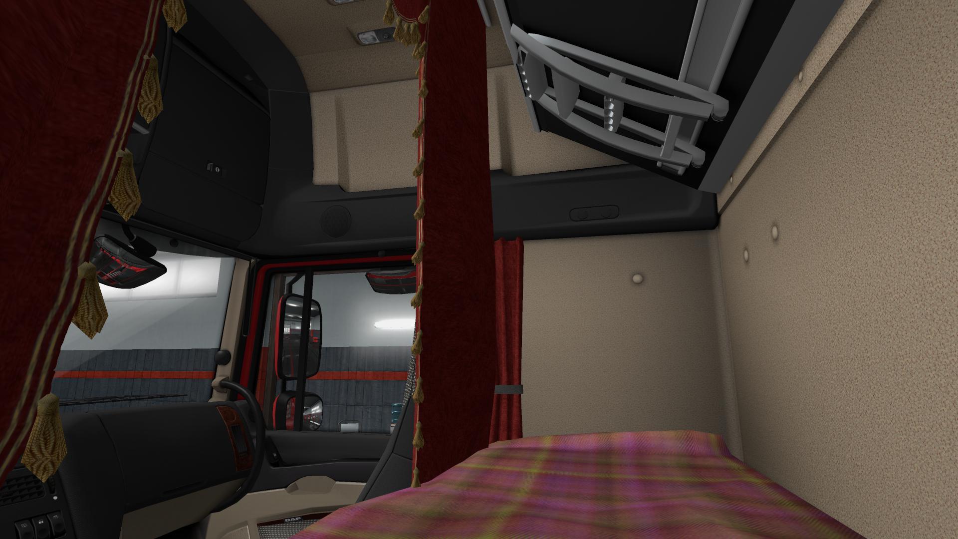 ETS2 - Daf Xf 105 Truck V6.2 (1.36.x)