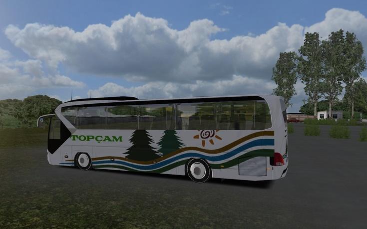 Omsi 2 – Neoplan Tourliner 18 Bus Mod | Omsi 2 | Mods club