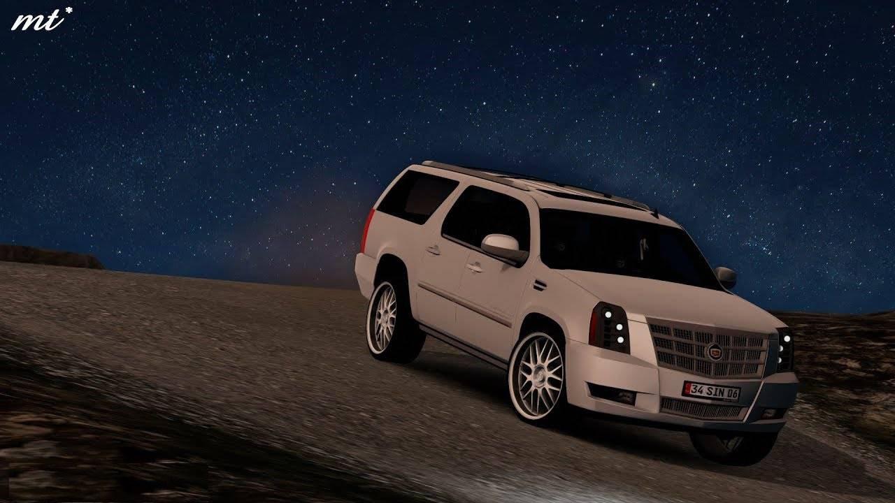 ATS - Cadillac Escalade ESV Platinium (1.35.X)