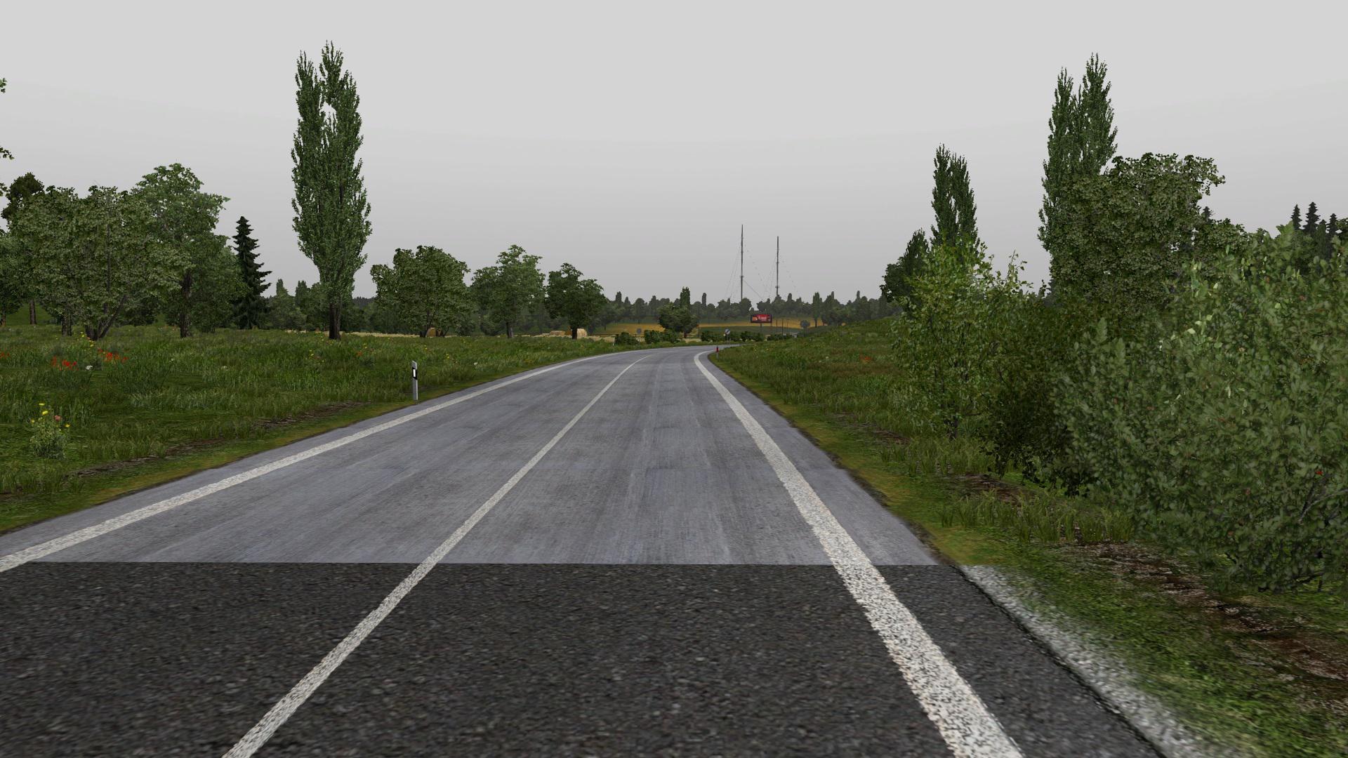ETS2 - New Road HD V4.0 (1.36.x)