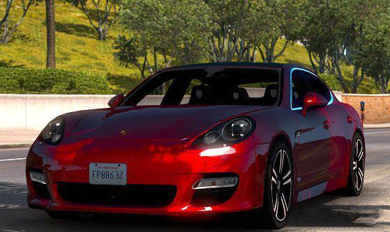ATS - Porsche Panamera V4.0 (1.38.x)