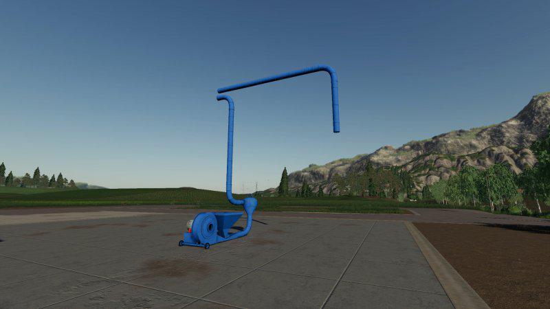 FS19 - Grain Blower V1.0