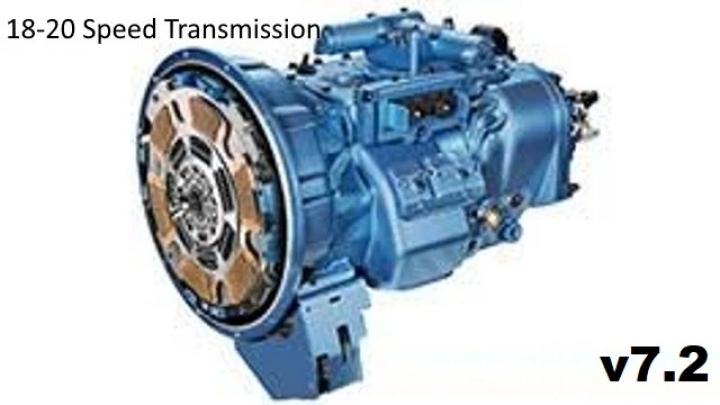 ATS - 18-20 Speed Transmission V7.2 (1.40.x)