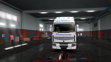 ETS2 - Renault Premium (1.35 / 1.36 Beta)