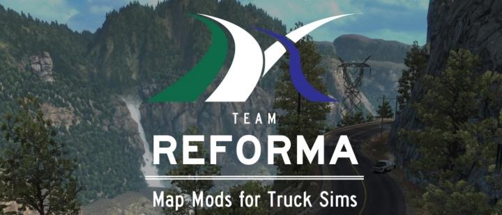 ATS - Reforma Map V2.1.3 (1.40.x)