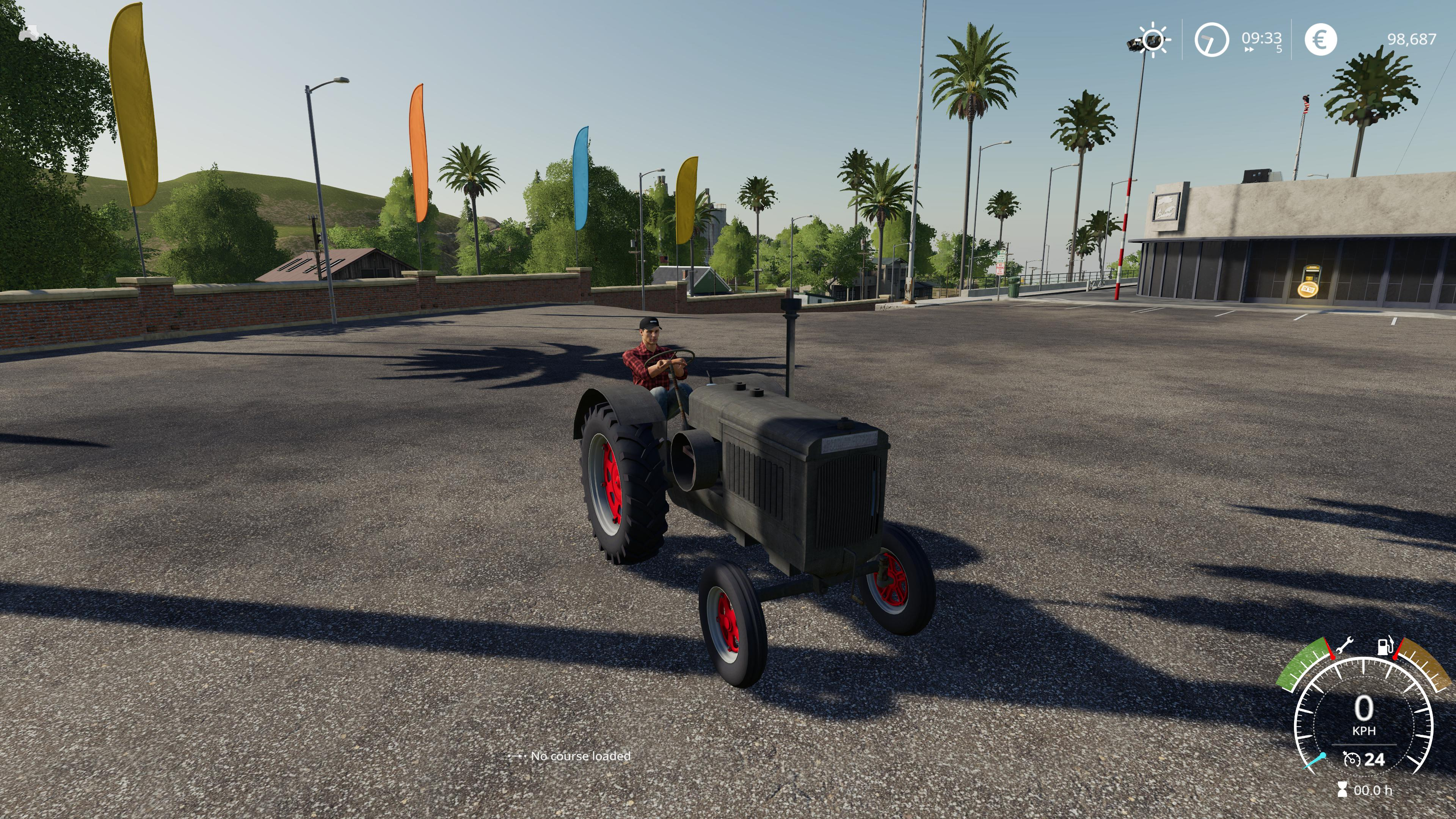 FS19 - McCormickDeering Fixed Fps Camera V1.0