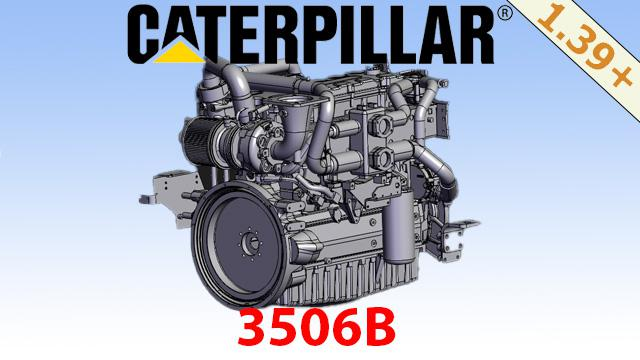 ATS - Caterpillar 3506b (1.39.x)