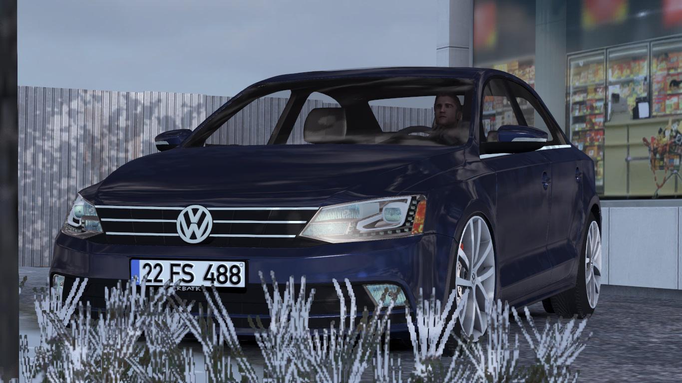 ETS2 - Volkswagen Jetta V1R40 (1.38.x)