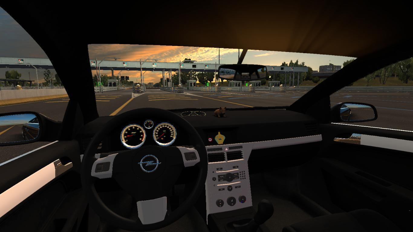 ETS2 - Opel Astra H V1R20 (1.36.x)