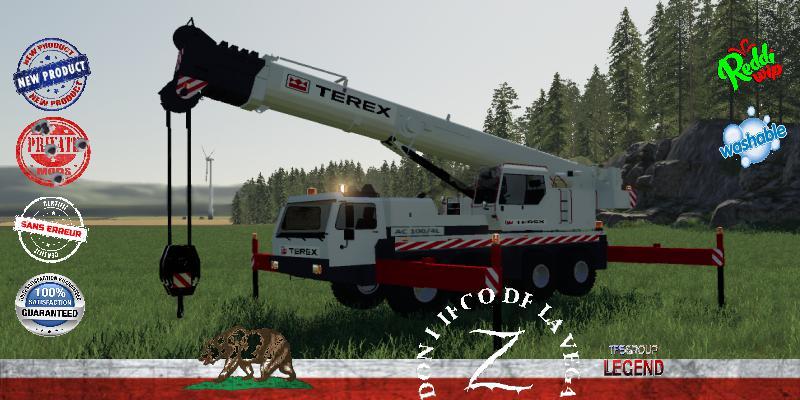 FS19 - Terex AC100/4L V1.5