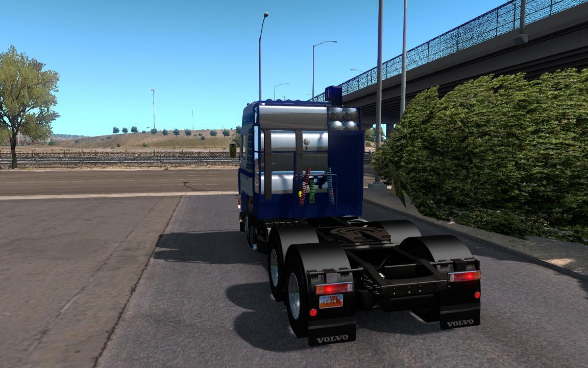 ATS - Volvo F10-12 Truck (1.37.x)