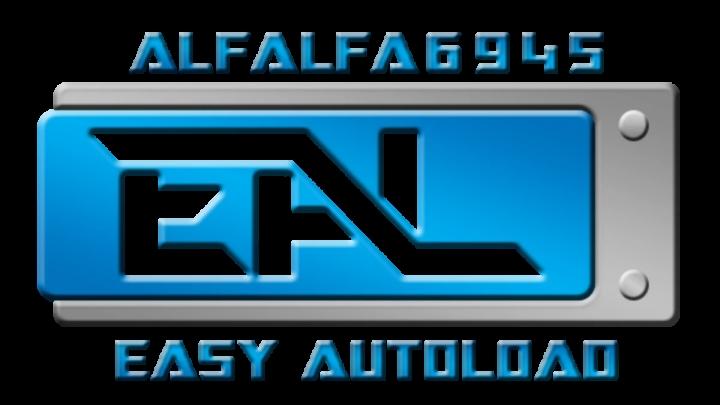 FS19 - EasyAutoLoad V0.1.1.3