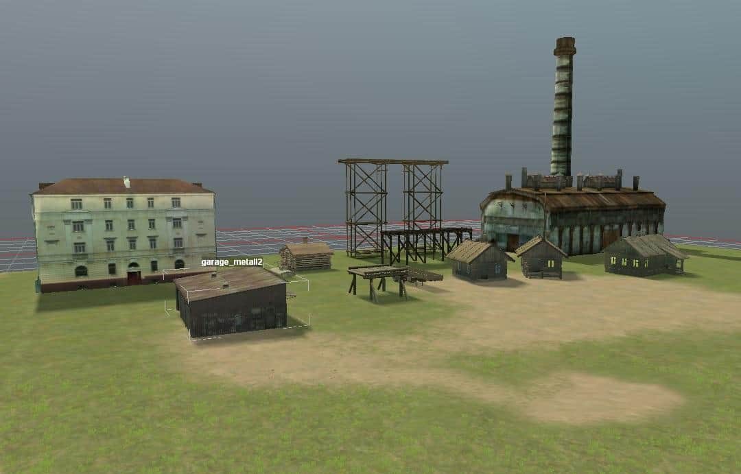 Spintires:Mudrunner - Collection of Materials for The Map Editor V2.1