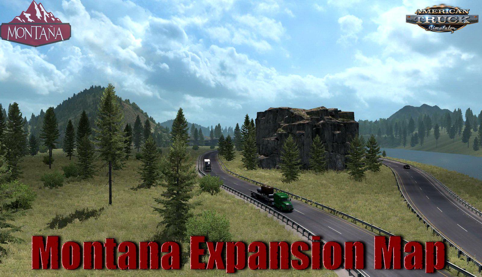 ATS - Montana Expansion Map V0.6.5 (1.37.x)