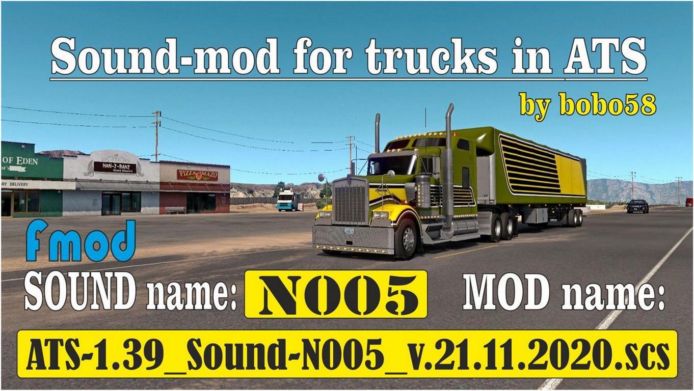 ATS - Sound N005 (1.39.x)