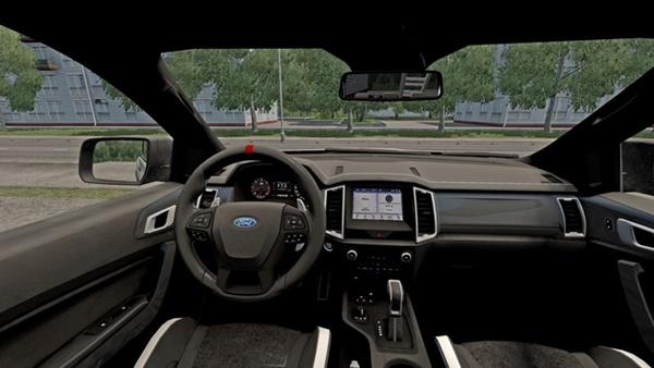 City Car Driving 1.5.9 - Ford Ranger Raptor