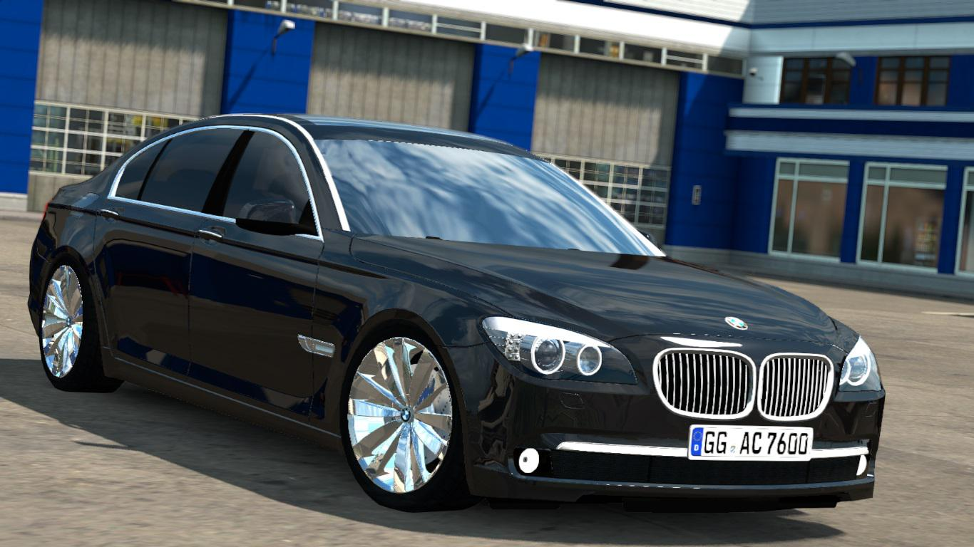 ETS2 - BMW 760Li V1R30 (1.37.x)