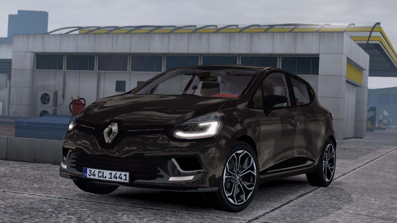 ETS2 - Renault Clio IV V1R60 (1.40.x)