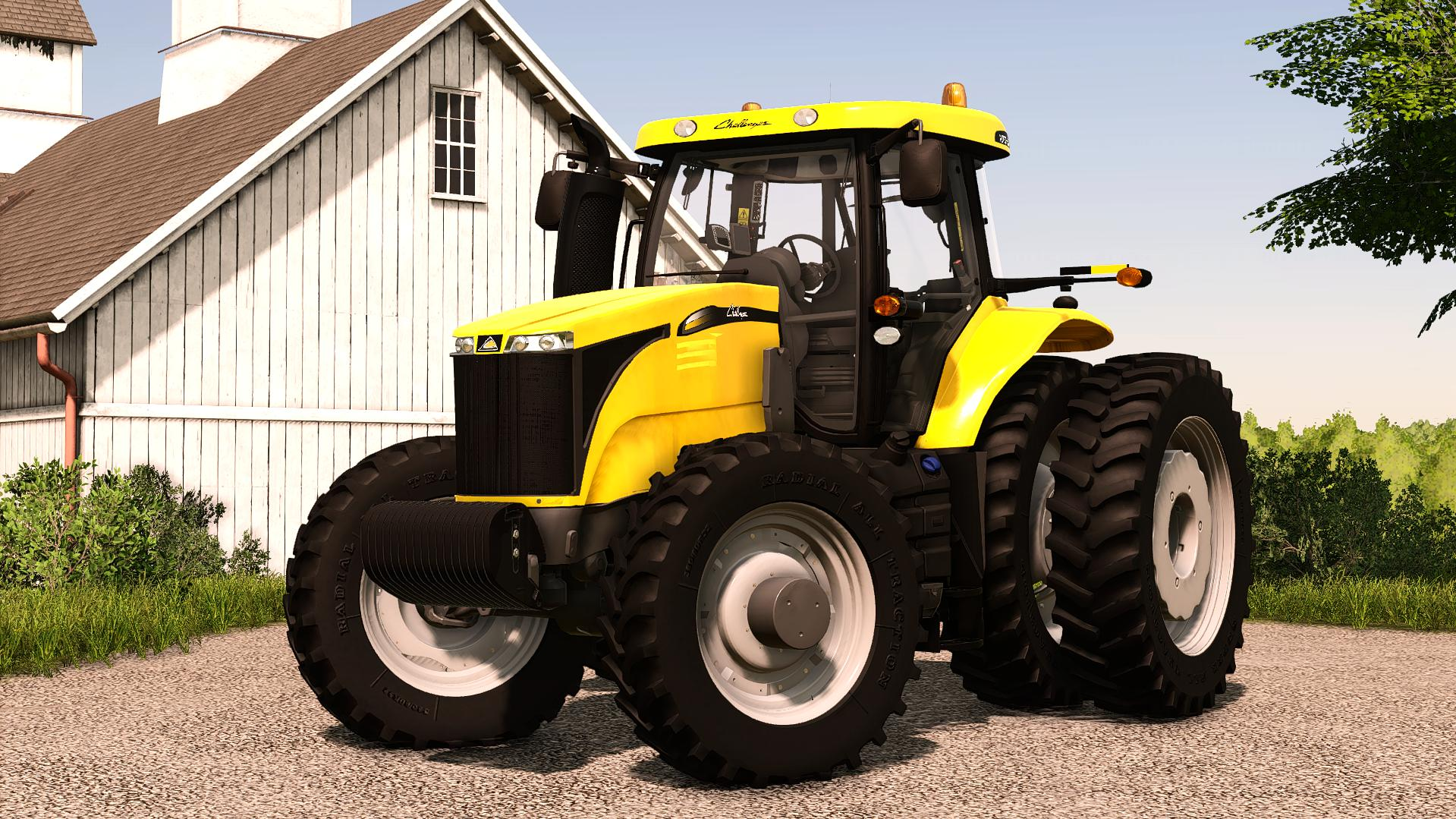FS19 - Challenger MT500D Tractor V1.0