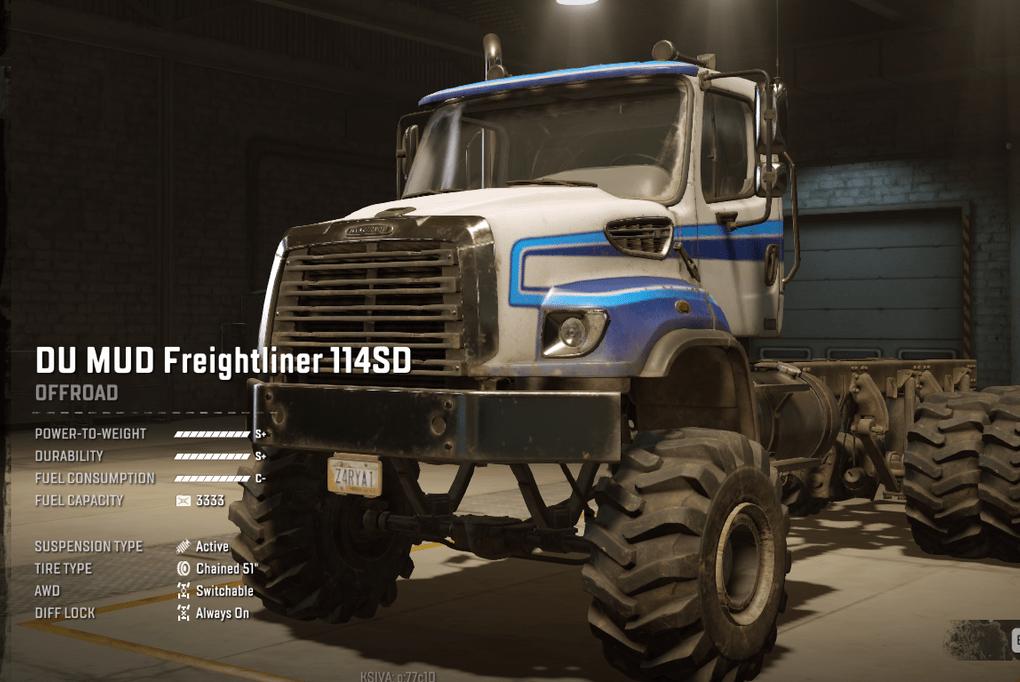 SnowRunner - Trucks Max Pack Console V1.0