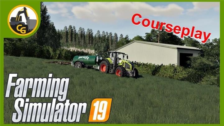 FS19 - Courseplay V6.03.00061