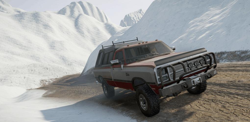 SnowRunner - 1993 Dodge Ram Cummins V1.0.2
