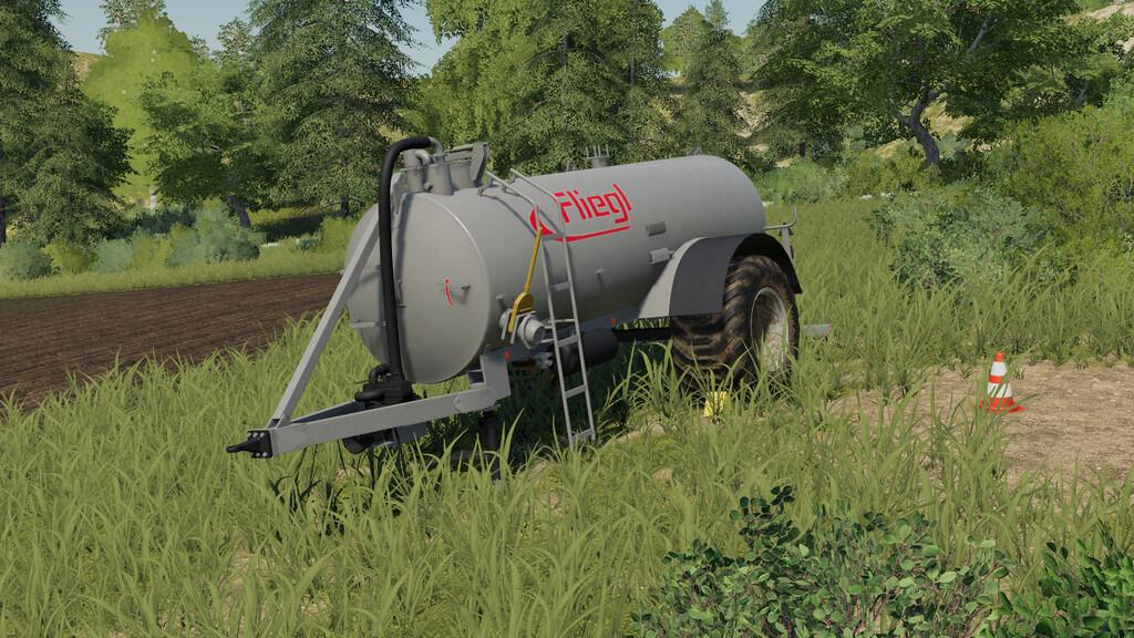 FS19 - Fliegl VFW 10600 Trailer V1.0