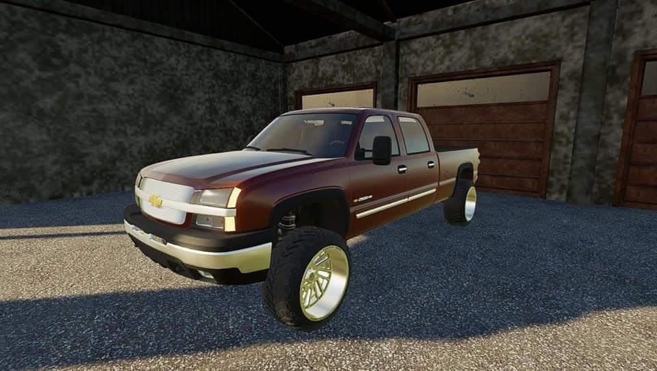 FS19 - Chevy Cateye SRW V1.0