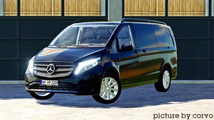FS19 - Mercedes-Benz Vito Mk3 V0.5