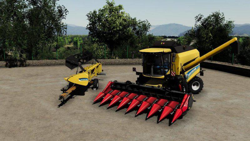 FS19 - New Holland TC5.90 Pack V1.0