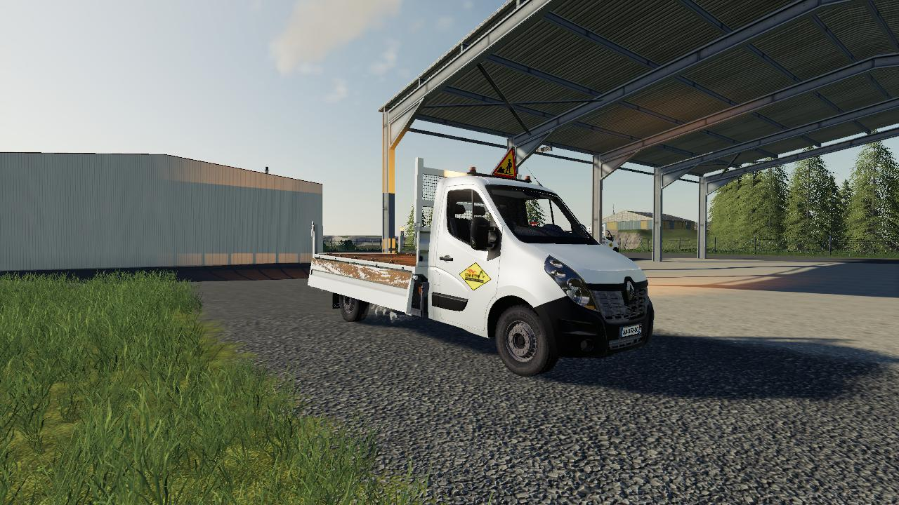 FS19 - Renault Master 2018 Beta